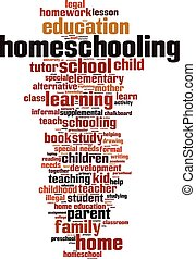 homeschooling, מילה, ענן