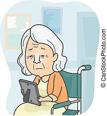 Homesick Granny
