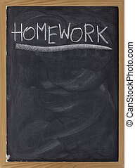 homework assignment on blackboard - homework word ...