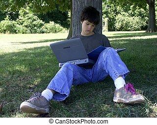 homework boy #2