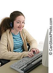 Homework & Headphone