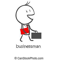 homme affaires