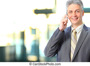 homme affaires, Travail