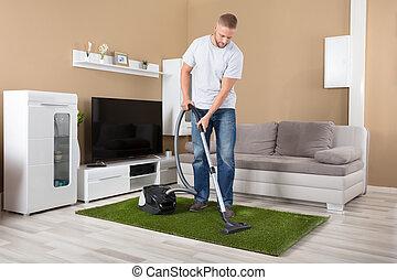 Moquette vivant vide salle nettoyeur image recherchez photos clipart csp17801478 for Nettoyage moquette