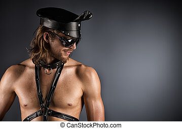 homme police