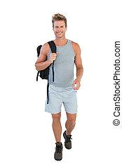 homme, vêtements de sport
