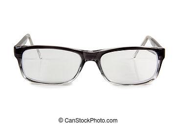 hommes, lunettes