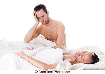 homo, relation, ennui