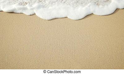 homok tenger, lenget