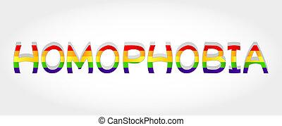 homophobia, mot