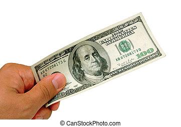 honderd dollar rekening