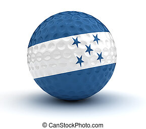 Honduran Golf Ball