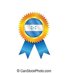 Honduras medal flag