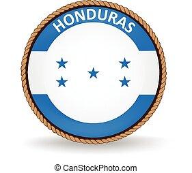 Honduras Seal - Flag seal of Honduras.
