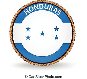 Honduras Seal - Flag seal of Honduras.