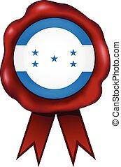 Honduras Wax Seal