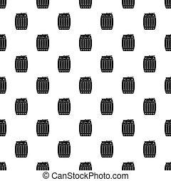 Honey barrel pattern seamless repeat geometric for any web...