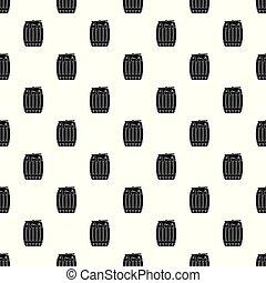 Honey barrel pattern seamless vector repeat geometric for...