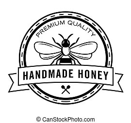 Honey Bee badge