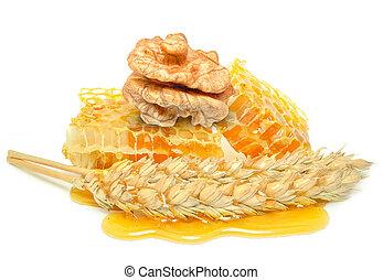 Honey grain and nut