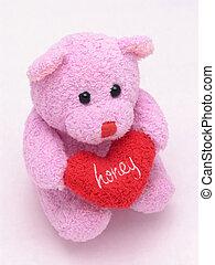 honey heart bear 2