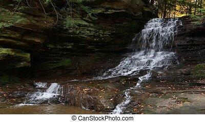 Honey Run Waterfall Loop