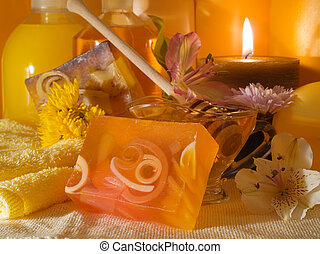 Honey Spa Products