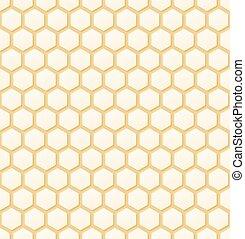 honeycomb background seamless