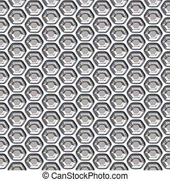 Honeycomb Grill