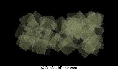 honeycombs and quartz crystal