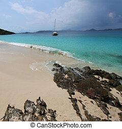 Honeymoon Bay - US Virgin Islands