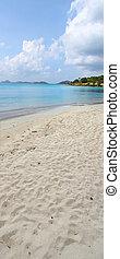 Honeymoon Beach on St John