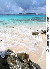 Honeymoon Beach - St John