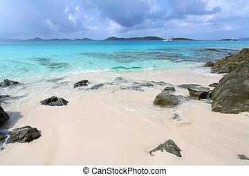 Honeymoon Beach - St John (USVI)