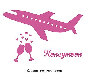 Honeymoon Clip Art And Stock Illustrations 19488 EPS