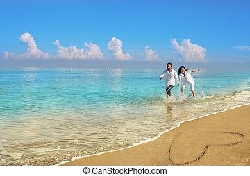 honeymoon - honemoon coiple