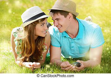 honeymoon smile