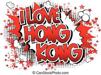 hong, amor, kong