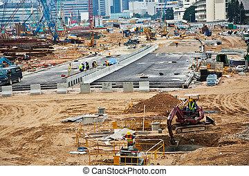 hong kong, centre, victoria, roadmaking