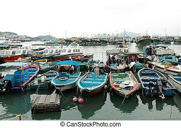 hong kong, cheung, zee, chau, aanzicht