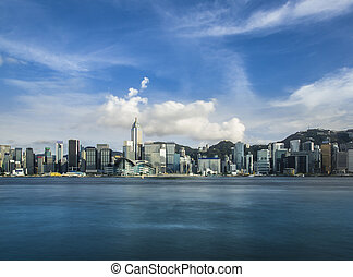 Hong Kong City 2014