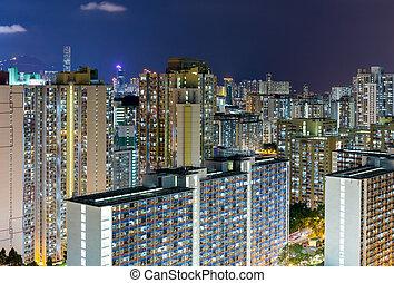 Hong Kong city life