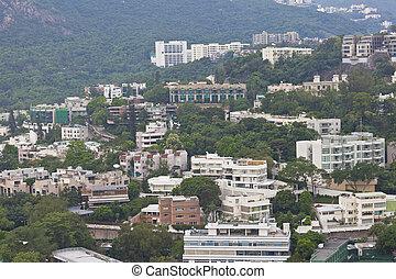 hong kong, costoso, apartamentos