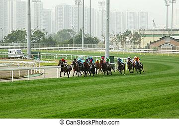 Cathay Pacific Hong Kong International Races - HONG KONG - ...