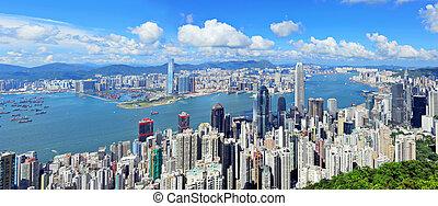 hong kong, district