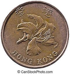 Hong Kong Five Dollar Coin