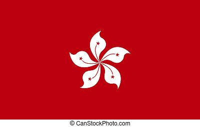 Hong - kong - gong kong flag