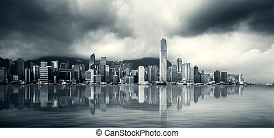 Hong Kong Harbour
