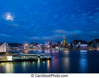 Hong Kong Night City