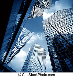 Hong Kong - Modern building Landscape in Hong Kong